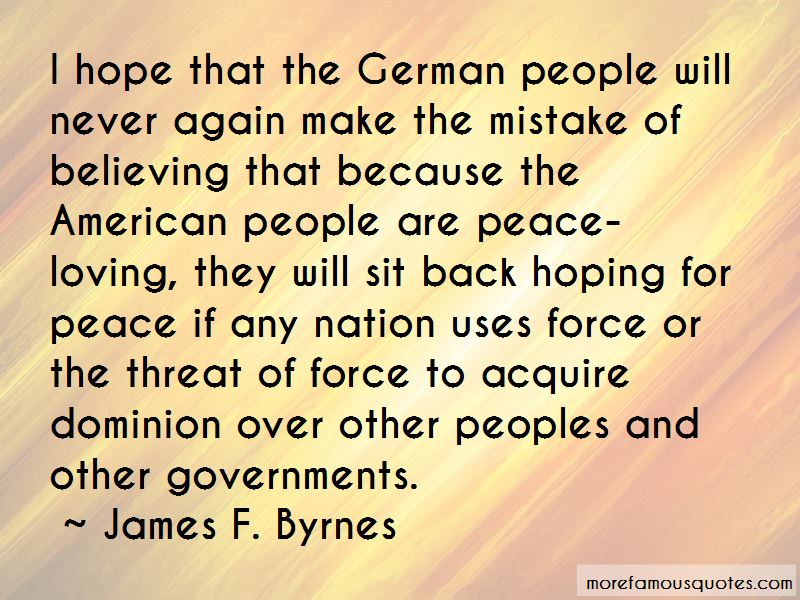 Hoping For Peace Quotes Pictures 2