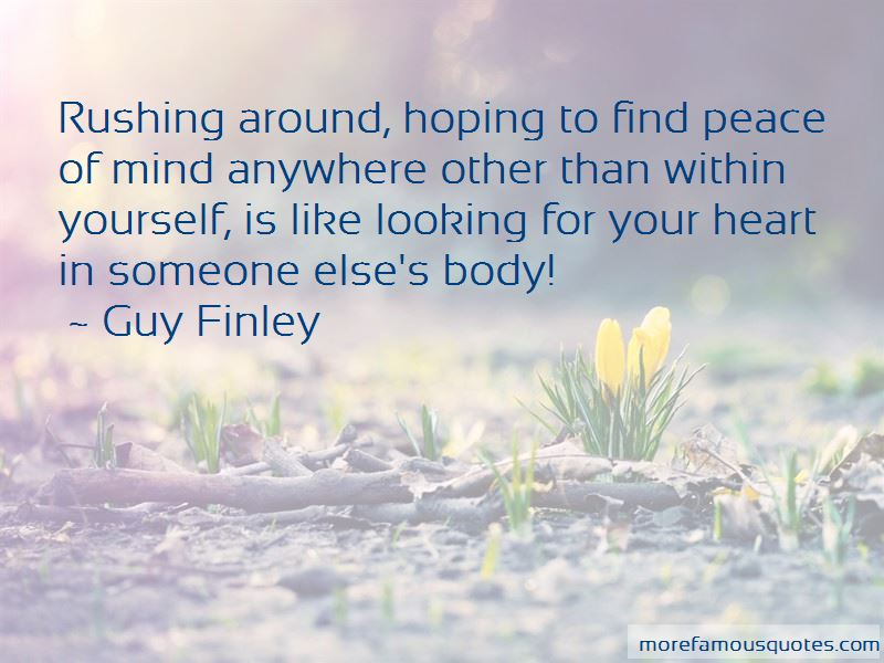 Hoping For Peace Quotes Pictures 3