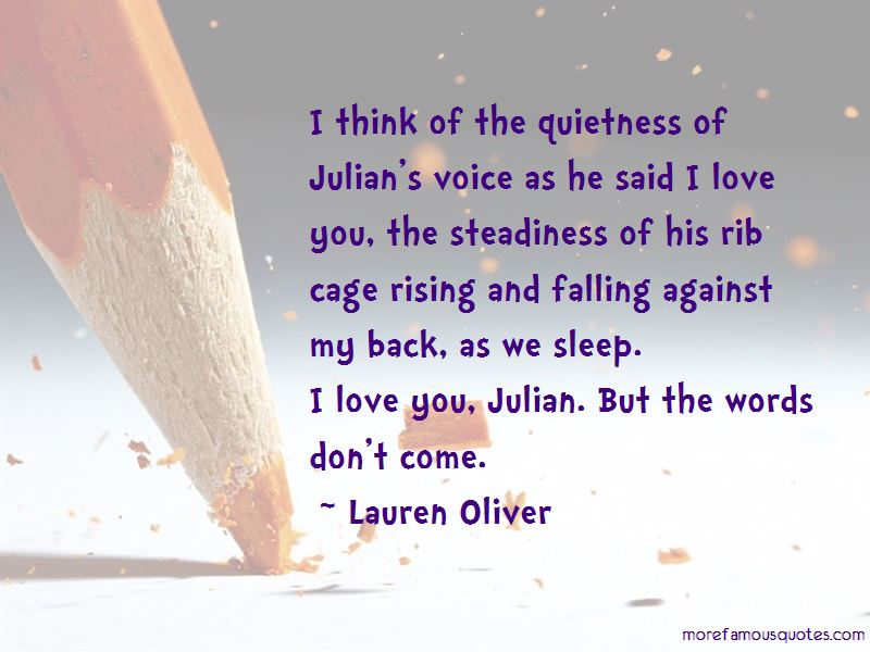 I Love You Are Just Words Quotes Pictures 2