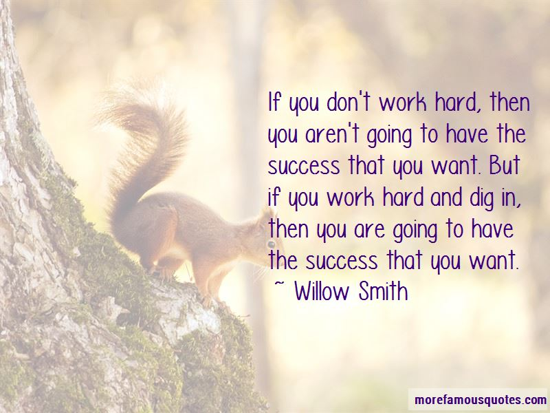 If You Don't Work Quotes
