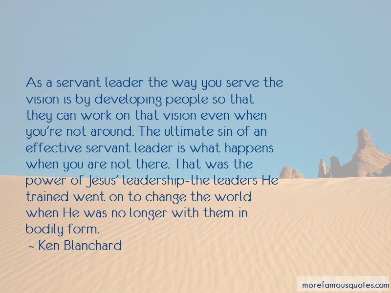 Jesus Servant Leadership Quotes Pictures 2