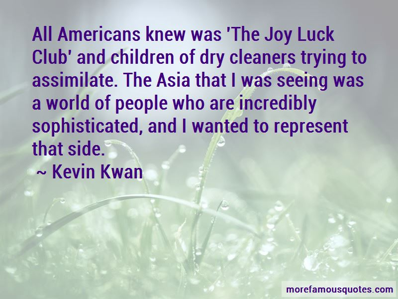 Joy Luck Club Quotes