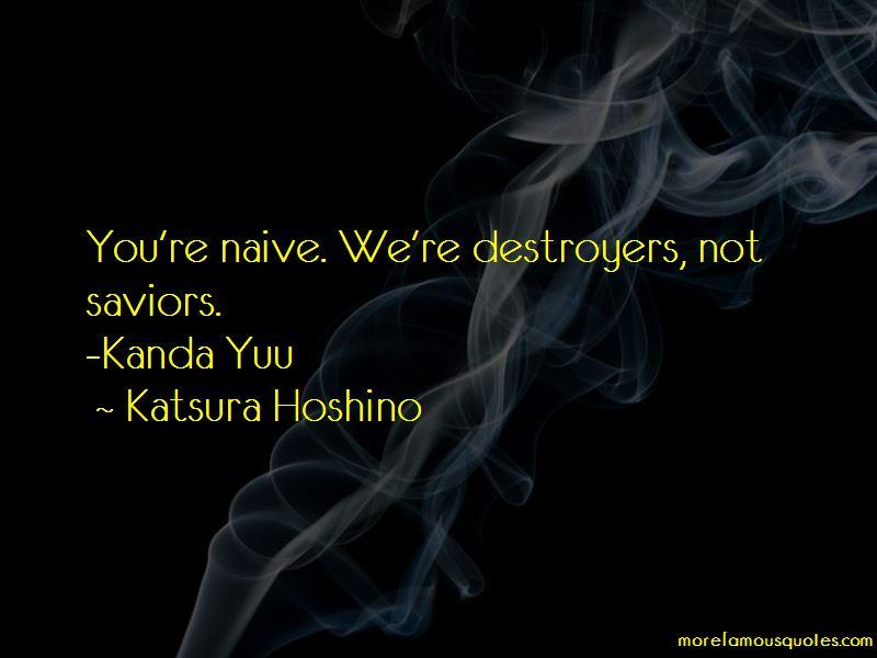 Kanda Yuu Quotes