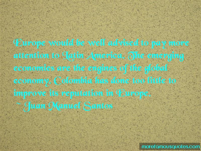 Latin America Economy Quotes