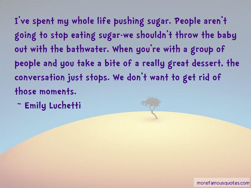 Life Pushing Quotes