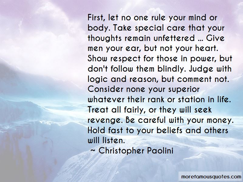 Listen To Your Heart Not Mind Quotes Pictures 3