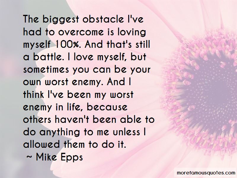 Love Can Overcome Anything Quotes