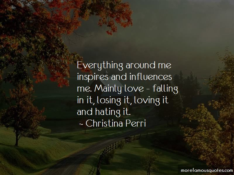Love Falling Quotes Pictures 2