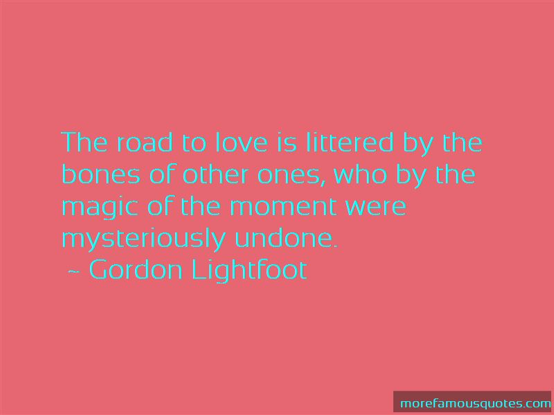 gordon lightfoot to much to lose