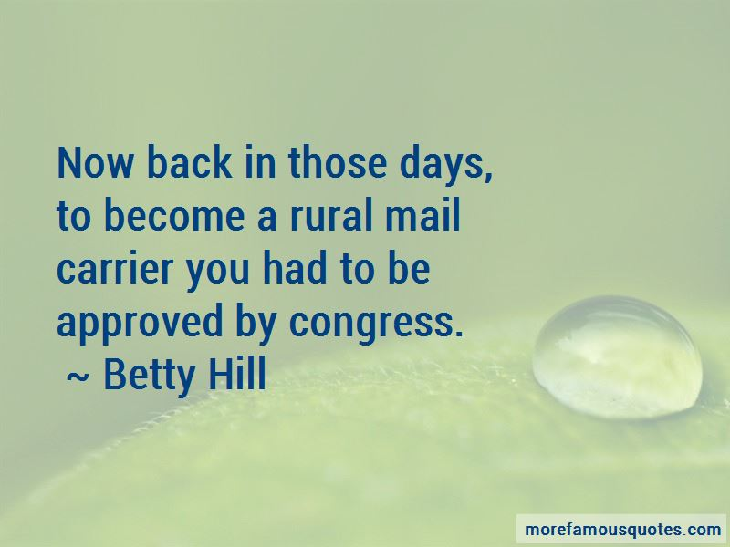 Mail Carrier Quotes