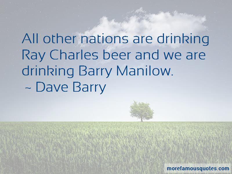 Manilow Quotes