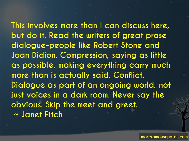 Meet And Greet Quotes Pictures 3