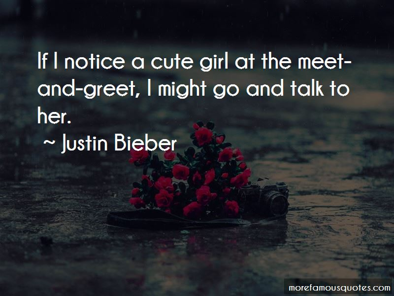 Meet And Greet Quotes