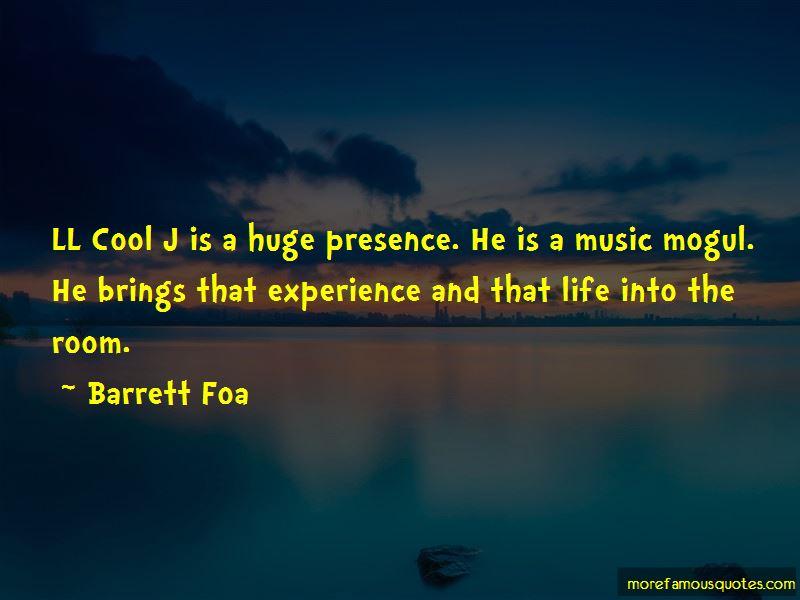 Music Mogul Quotes