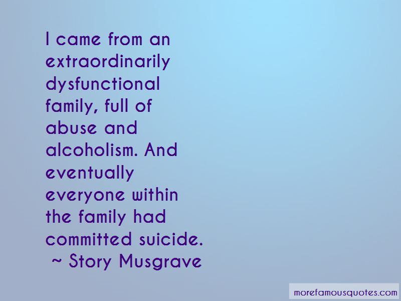 My Dysfunctional Family Quotes: top 45 quotes about My ...