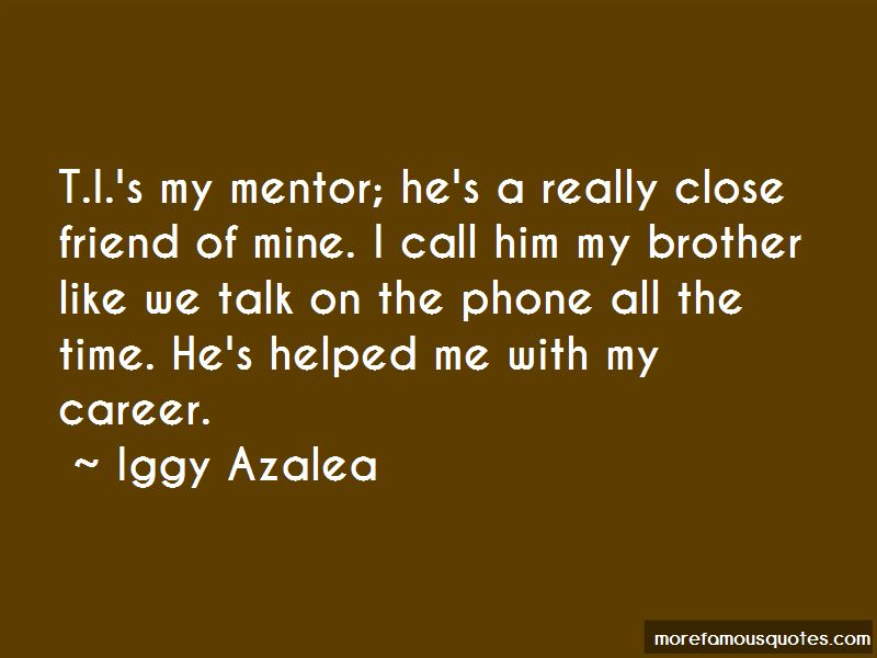 My Mentor My Friend Quotes Pictures 3