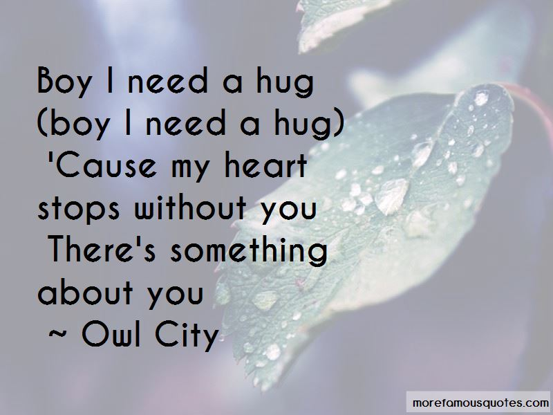 Need A Hug Quotes Pictures 2