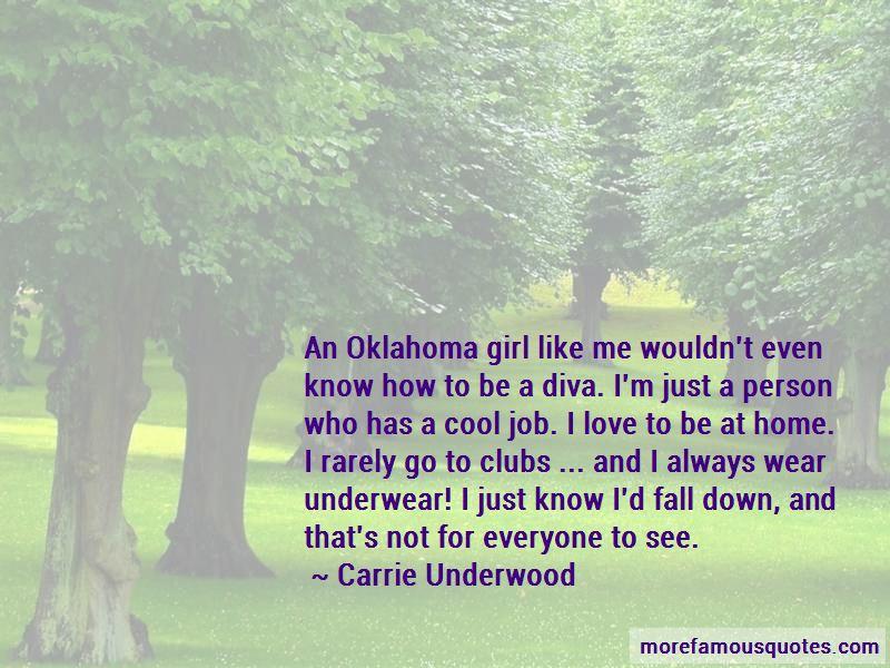 Oklahoma Girl Quotes