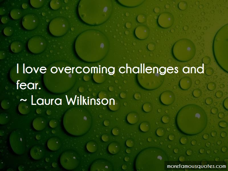 Overcoming Fear Love Quotes