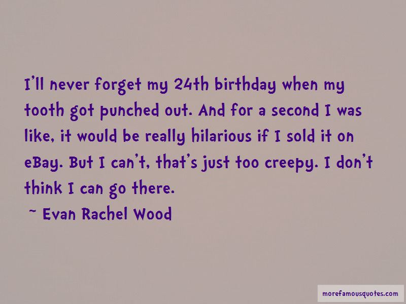 Quotes About 24th Birthday