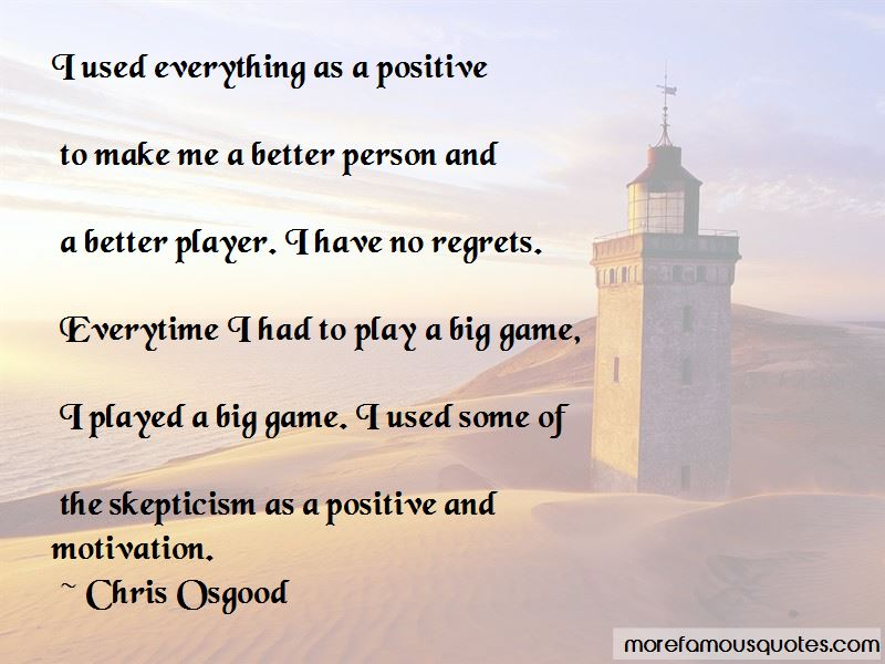 Quotes About A Big Game