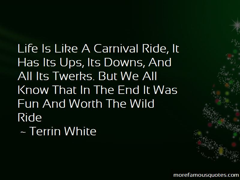 Quotes About A Carnival