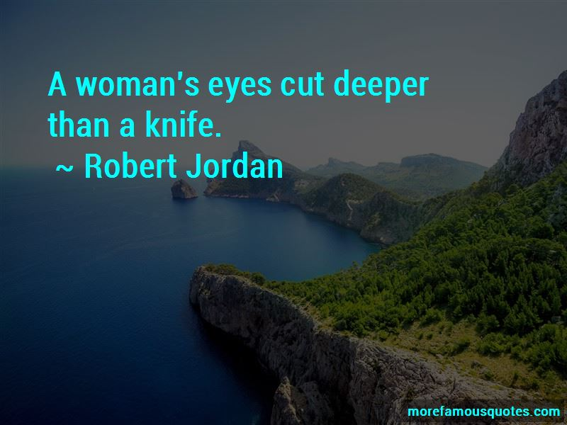 Quotes About A Woman's Eyes