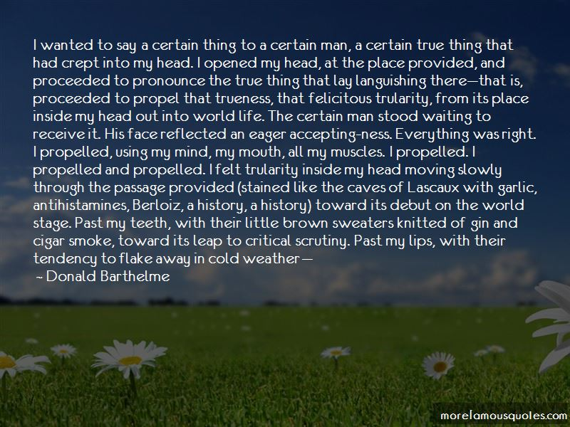 Quotes About Accepting The Past And Moving On