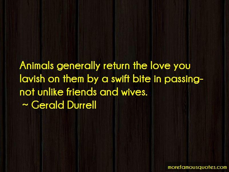 Animals Passing Quotes Pictures 3