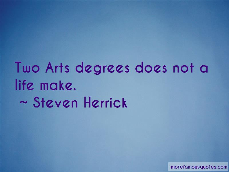 Arts Degrees Quotes Pictures 3