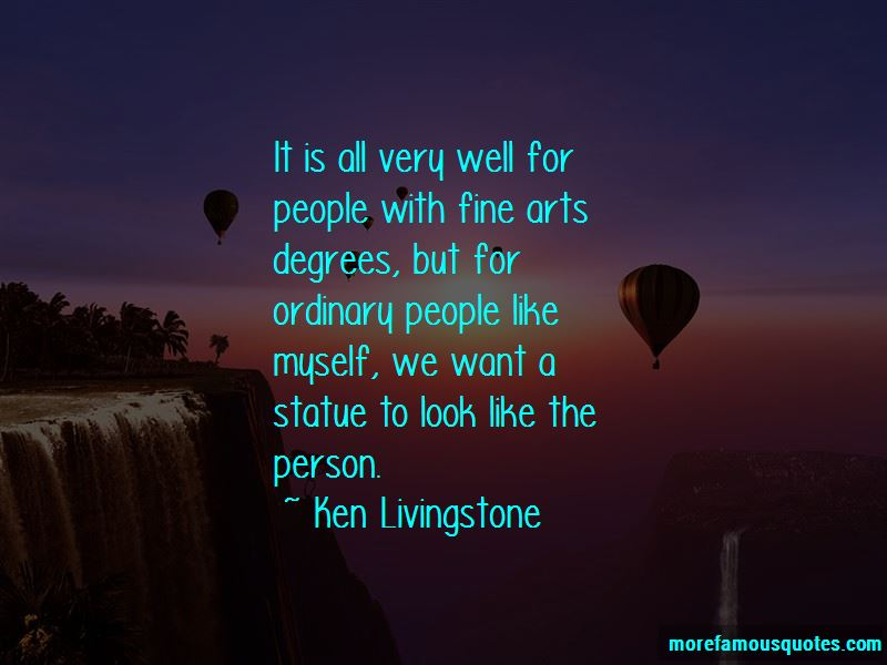 Quotes About Arts Degrees