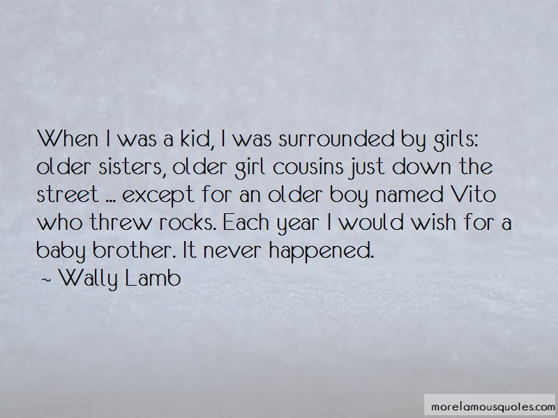 Quotes About Baby Girl Cousins
