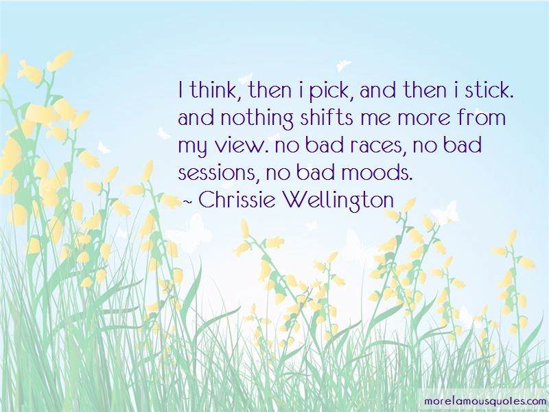 Quotes About Bad Races