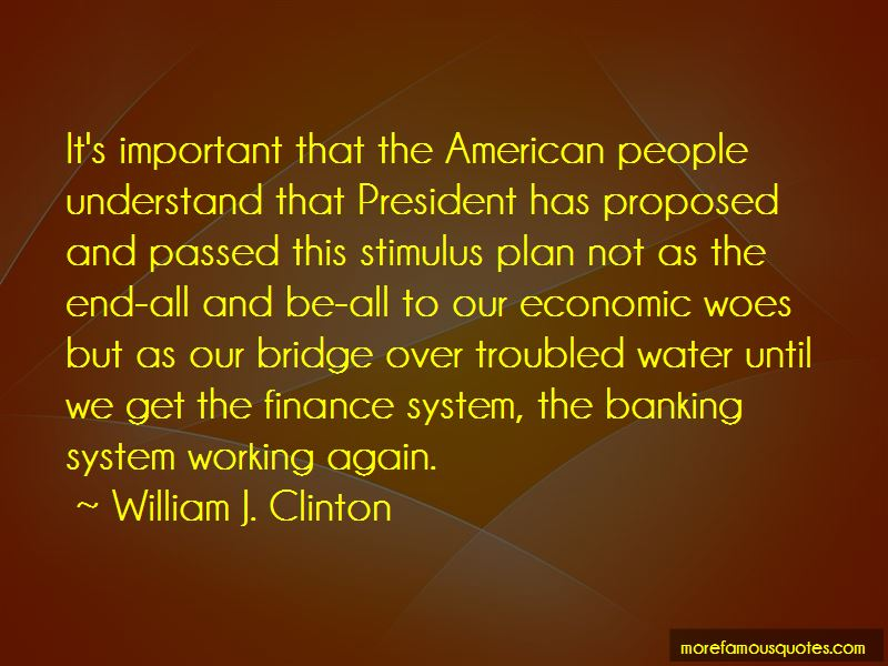 Quotes About Banking System