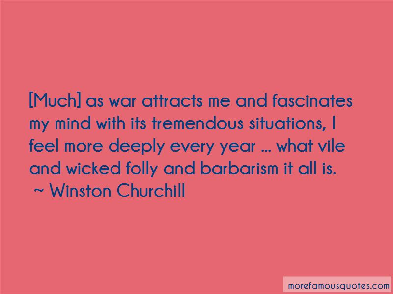 Barbarism Quotes Pictures 4