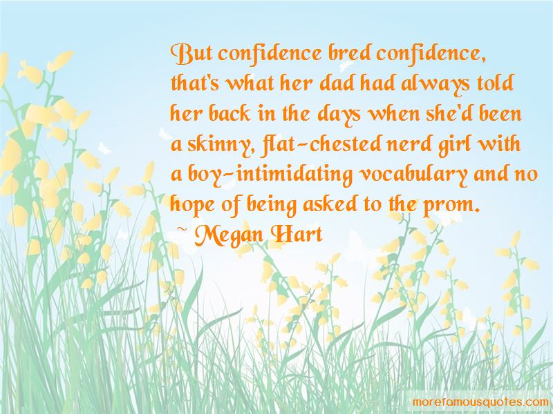 Being A Girl With Confidence Quotes Pictures 2