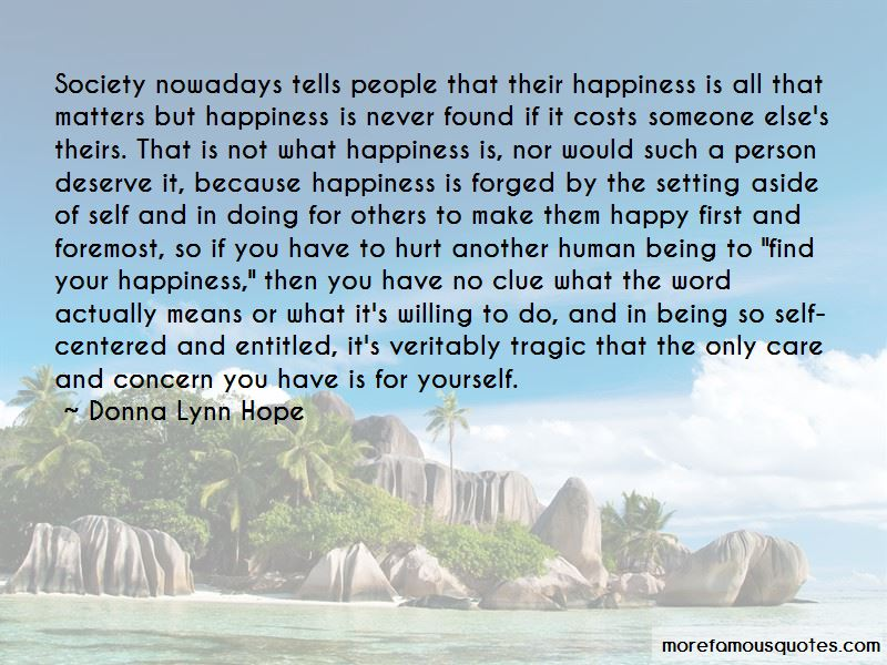 Being Yourself And Being Happy Quotes Pictures 3