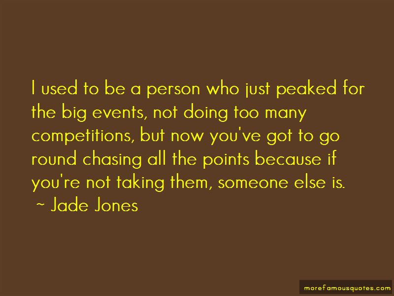 Quotes About Big Events
