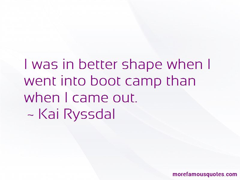 Boot Camp Quotes Pictures 2