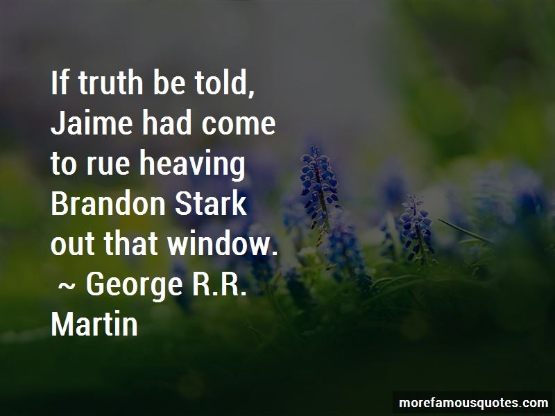 Quotes About Brandon