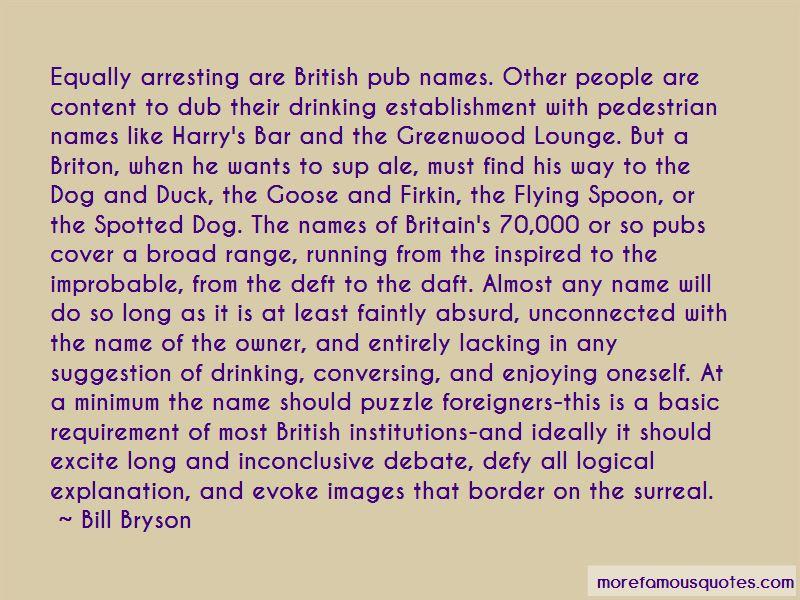 British Pubs Quotes Pictures 2