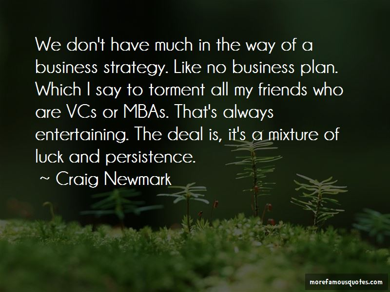 Business And Friends Quotes Pictures 2
