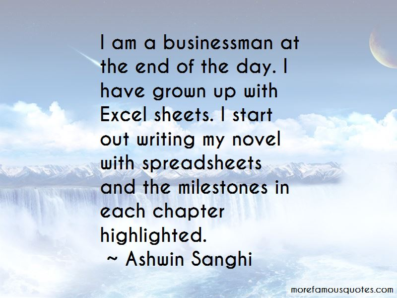Quotes About Businessman