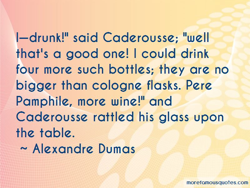 Caderousse Quotes Pictures 3