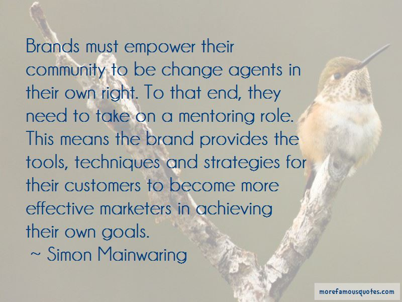 Quotes About Change Agents
