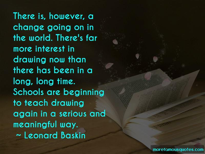 Change In Schools Quotes Pictures 4