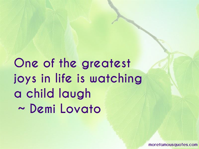Quotes About Child Laugh