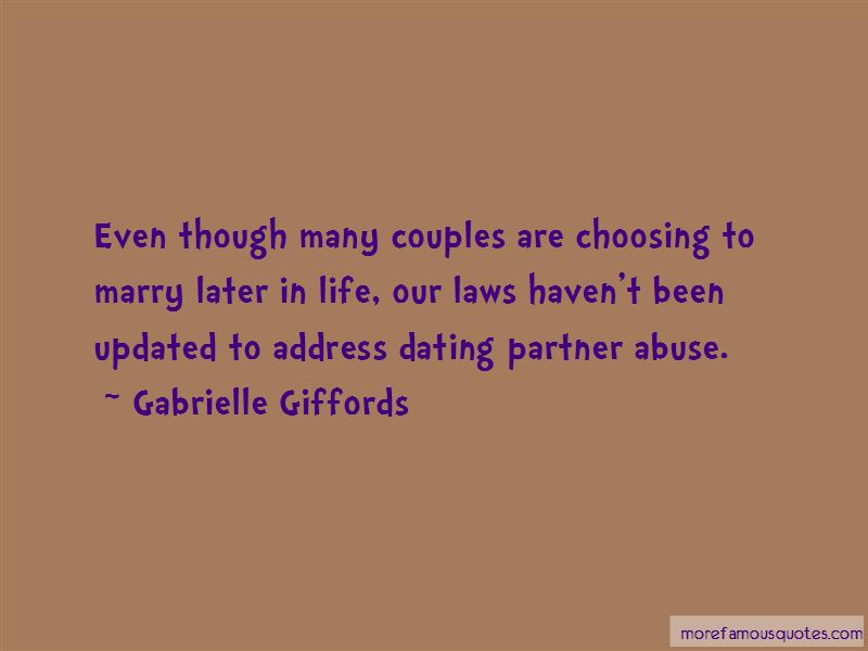 Choosing Life Partner Quotes Pictures 4