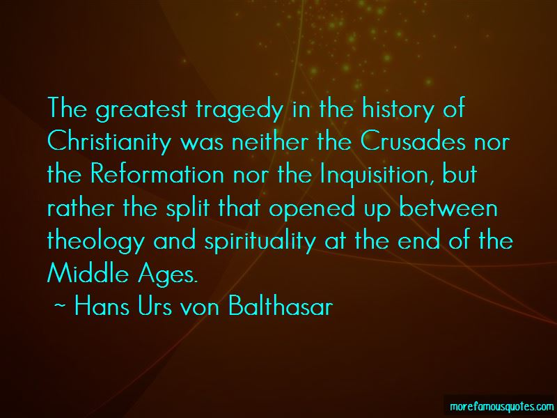 Christianity In The Middle Ages Quotes Pictures 4