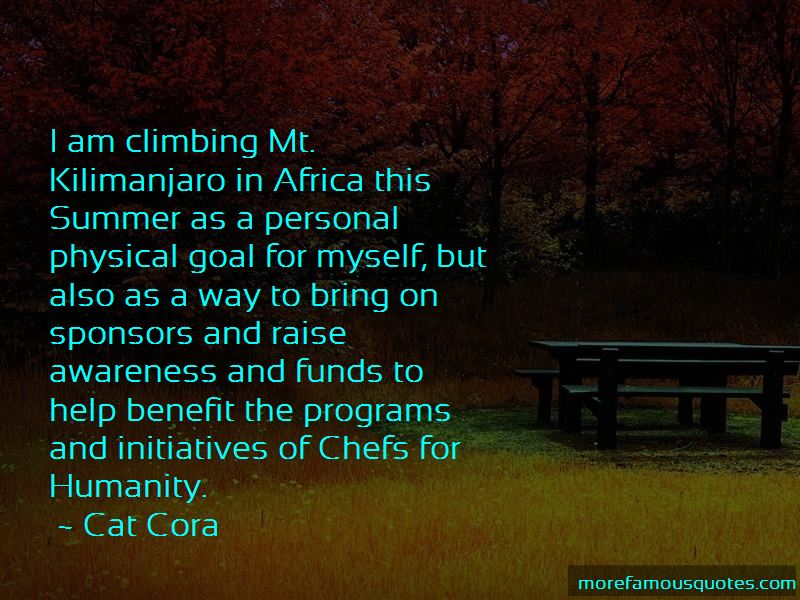 Quotes About Climbing Mt. Kilimanjaro